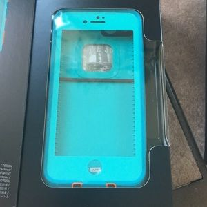 outlet store 89964 7aaee LifeProof Fre Waterproof Case - Sunset bay teal